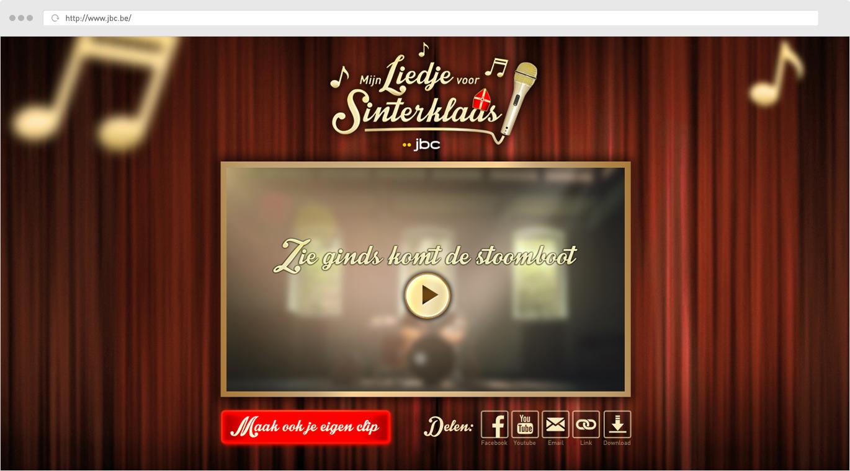 JBC Mijn liedje voor Sinterklaas - Delen