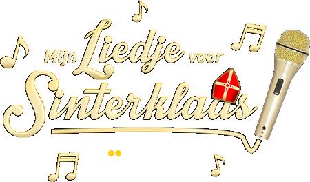 JBC Mijn liedje voor Sinterklaas - Logo