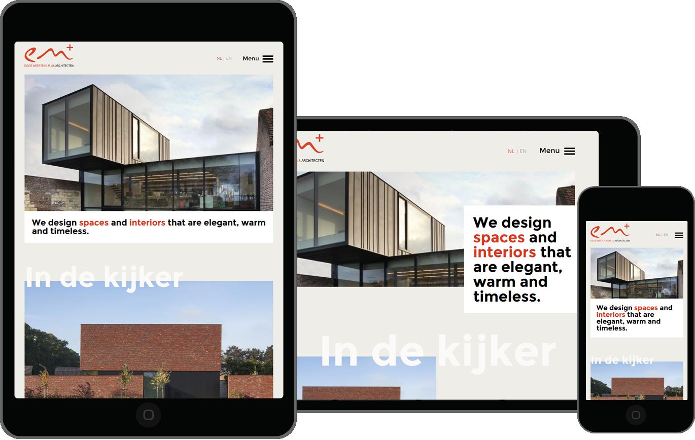 Egide Meertens Plus Architecten Responsive